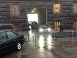 Члены правительства Украины покидают здание Кабмина через черный ход – нардеп