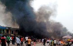 Крупный теракт в Нигерии: бомбу взорвала несовершеннолетняя смертница