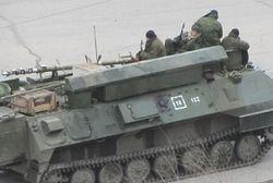 В Луганске замечен «Ранжир», из которого управляют батареями ЗРК