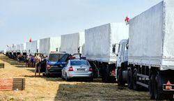 МККК отказывается сопровождать русский конвой
