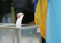 Сегодня проходят довыборы в Верховную Раду Украины в пяти округах