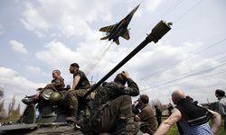 Ночью боевики обстреляли из «Града», утром штурмовали аэропорт Донецка – пресс-центр АТО