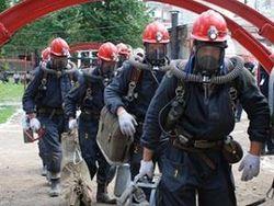 В Донецк прибыли три отряда шахтеров для защиты ОГА