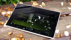 Sony везет на MWC водонепроницаемый планшет Xperia Tablet Z2