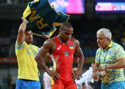 Украина опротестует проигрыш Беленюка россиянину в финале Рио-2016