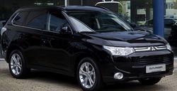 Mitsubishi отзывает с рынка РФ 35 тысяч кроссоверов