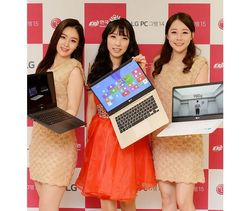 14-дюймовый ноутбук от LG завоевывает популярность