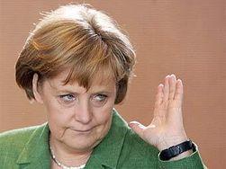 Жесткая позиция Меркель должна образумить Путина – Financial Times