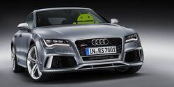 Автомобили Audi будут ездить на Andriod