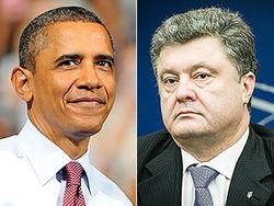Порошенко провел встречи с Обамой и Комаровским в Варшаве