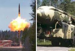 Россия ответила США успешным запуском межконтинентальной ракеты