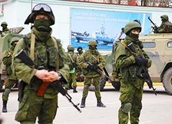 Неизвестные пытались захватить пенитенциарную службу Крыма