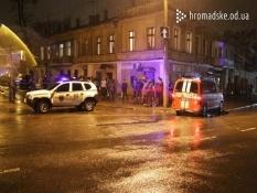 Террористы планировали более мощный взрыв в Одессе