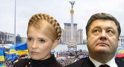 Словесная дуэль в Washington Post: Тимошенко обвиняет Порошенко