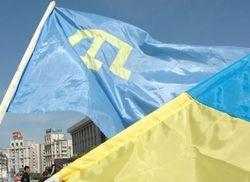 Флешмоб в поддержку крымских татар стал лидером в украинском Twitter