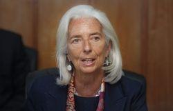 МВФ готов помочь Украине – Лагард