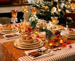 Блюда к Новому году