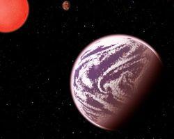 Впервые в истории космологии, астрономы измерили земную массу экзопланеты