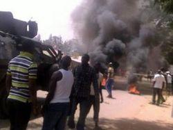 Теракт в Нигерии унес жизни более 100 человек