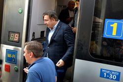 Саакашвили прорвался в Украину