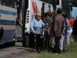 Сегодня начинается массовое отселение беженцев Донбасса из Крыма
