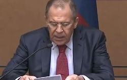 Лавров за внутриукраинский диалог, но пусть Киев первым сложит оружие