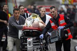 """Подозреваемые в совершении теракта в Париже были """"под колпаком"""" спецслужб"""