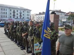 Батальон ОУН отказался перейти в состав ВСУ