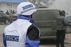 Бесполезная миссия ОБСЕ на границе Украины