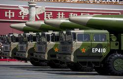 Пекин разместил баллистические ракеты рядом с российской границей