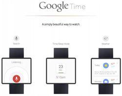 В сети появилось фото смарт-часов от Google