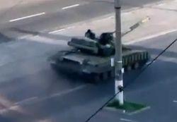 Это не вторжение РФ, танки в Украину посылает Янукович – Минобороны