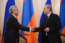 Вхождение Армении в ТС – геополитическая ошибка президента Сержа Саргсяна