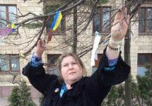 Российская гражданская активистка Екатерина Мальдон переехала в Украину