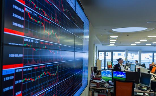 Рублевый индекс ММВБ впервый раз превысил 2200 пунктов