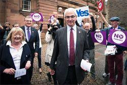 Голоса подсчитаны, Шотландия остается в составе Великобритании