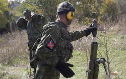 Российско-террористические войска группируются в трех районах Донбасса – ИС
