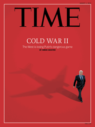 Запад проиграл непредсказуемому Путину – Time