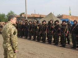 Минобороны опровергает, что боевики захватили танковую часть в Артемовске