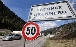 Австрия возводит стену на границе с Италией из-за беженцев