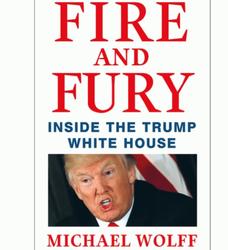 Вышла в свет сенсационная книга «Огонь и ярость: в коридорах Белого дома Трампа»
