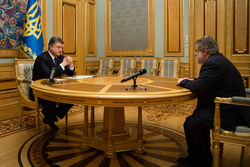 Встреча Порошенко с Коломойским. 2015 год