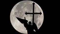 В США полное лунное затмение покажут по онлайн-трансляции