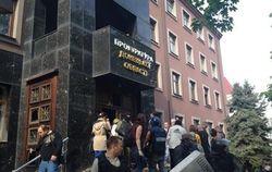 В Донецке сепаратисты силой захватили здание областной прокуратуры