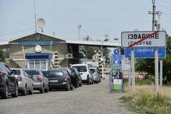 СНБО: боевики пытаются пробраться через погранпункт «Изварино»