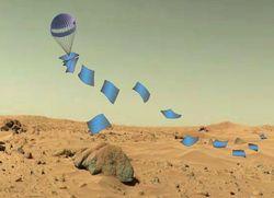 НАСА разрабатывает новейшие посадочные модули для исследования других планет