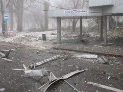 Силовики эвакуируют детей из обстреливаемых районов зоны АТО