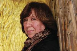 У Светланы Алексиевич лучшие шансы получить Нобелевскую премию – букмекеры