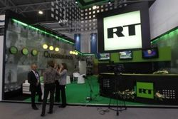 Российский телеканал RT