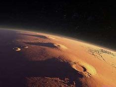 Биологи нашли микробов способных жить на Марсе